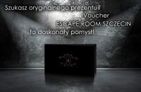 Voucher - wizualizacja - web - Escape Room Szczecin