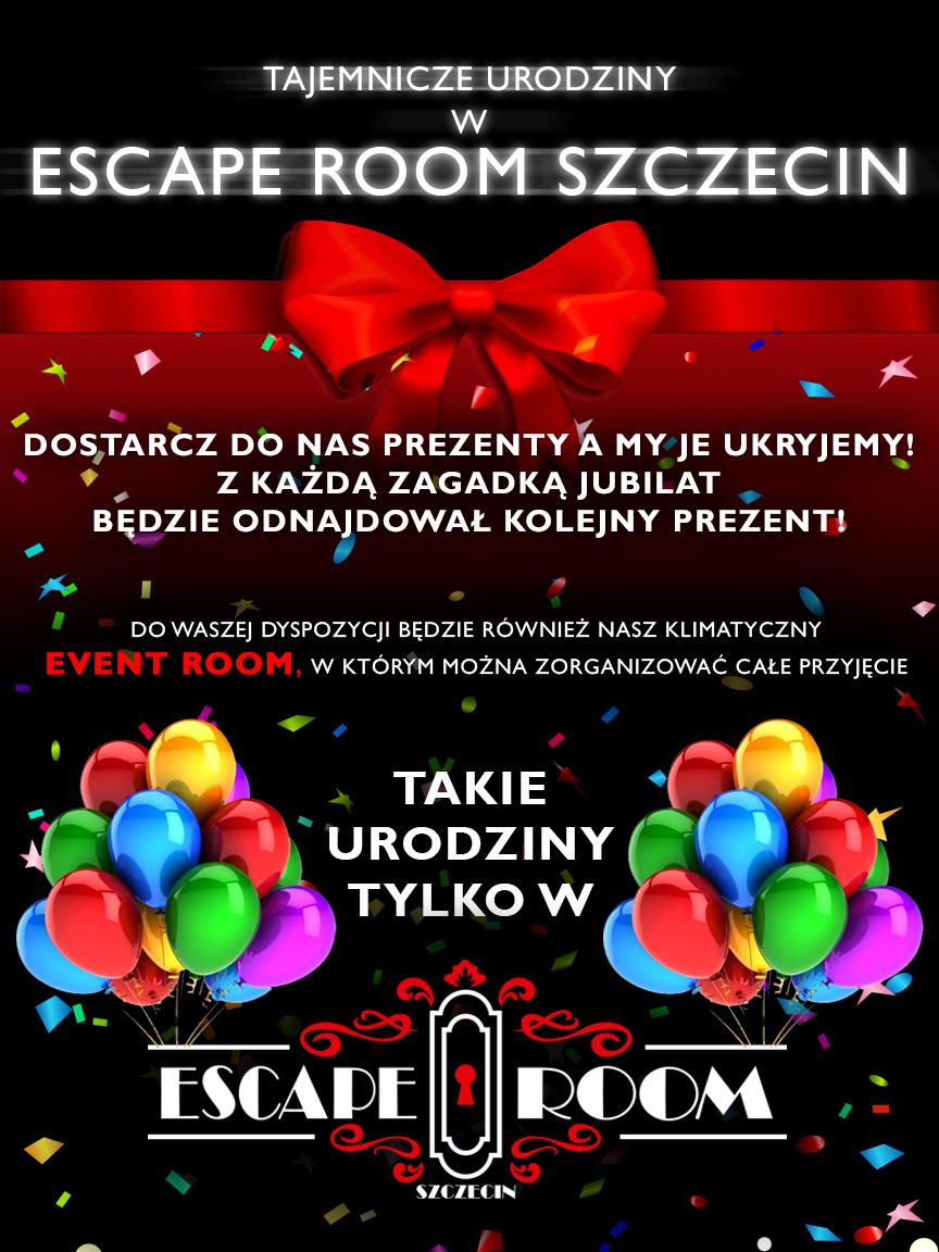 Escape Room Szczecin Imprezy Firmowe Integracja Pokoje Zagadek