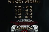 Znizka z legitymacja - 2 - Escape Room Szczecin