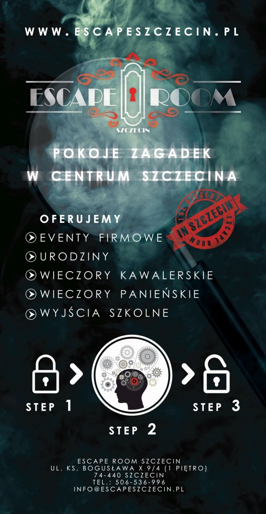 Roll up - Escape Room Szczecin
