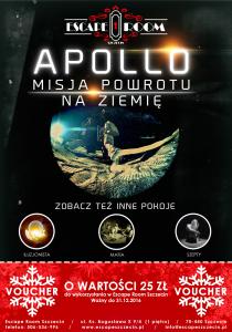 Promocja Swiateczna 2016 - Escape Room Szczecin